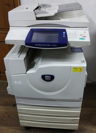 Продам МФУ XEROX 7328 (принтер, сканер, копир, ксерокс  SRA3