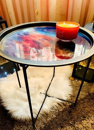 Кофейный столик ResinArt