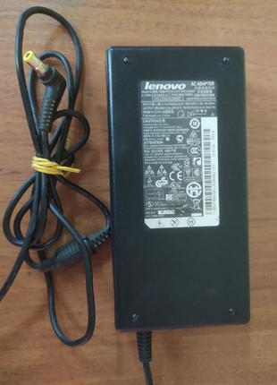 Блок питания (зарядное, адаптер) Lenovo AD8027
