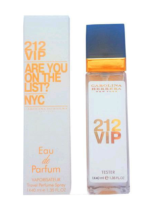 Мини парфюм Carolina Herrera 212 Vip ( Каролина Херера 212 Вип)