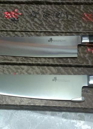 Акция! Германия. Проф. нож ШЕФ-Повара, сталь 1.4116 (30 см лезвие