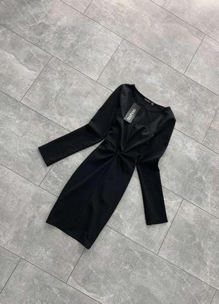 Новое мини платье
