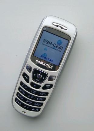 Ретро телефон Samsung SGH-C230 рабочий!