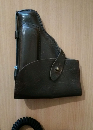 Кобура ПМ, пистолет