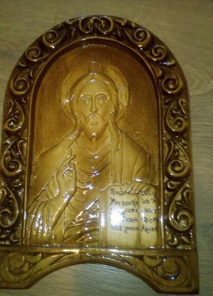 продам иконы Св.Николая и Исуса