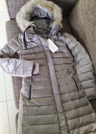 Новый пуховик giesswein, австрия премиум пальто на пуху куртка...
