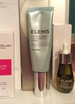 Elemis pro-collagen insta-smoth primer праймер для кожи лица