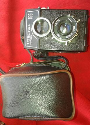 фотоапарт ломо с паспортом и в чехле. ссср