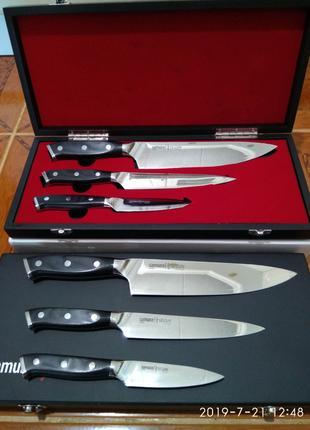 Набор ножей Премиум Класса SAMURA AUS-10 (Япония)