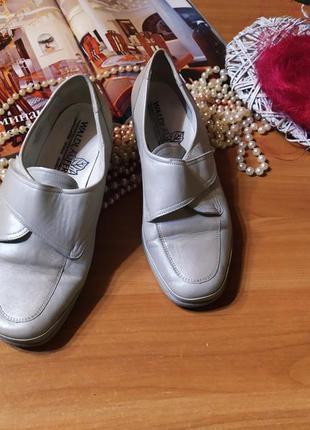 Дуже класні та зручні туфельки waldlaufer.  германія натуральн...