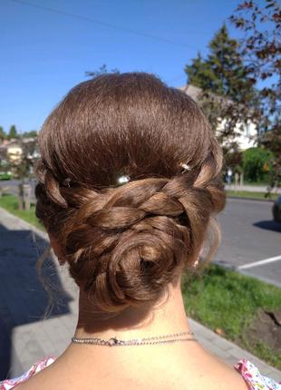 Услуги парикмахера-колориста, бровиста
