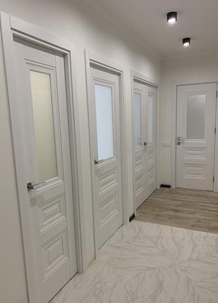 Двері міжкімнатні та вхідні