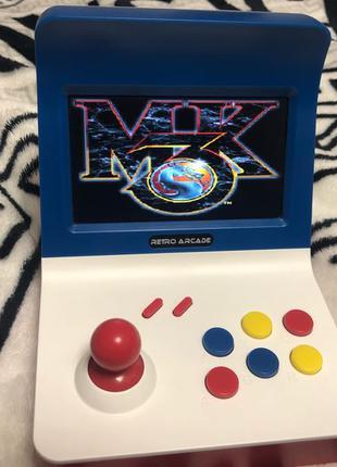 Retro arcade (консоль, 8-16 bit, эмулятор, приставка, игры)