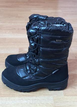 Зимние ботинки everest 39 размера в состоянии новых