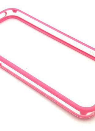 Чехол Бампер Griffin iPhone 5/5S Pink