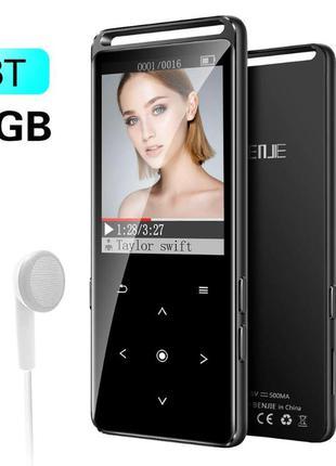 Hi-Fi-плеер BENJIE M6 16 ГБ MP3 FLAC Bluetooth 5.0 + ПОДАРКИ!
