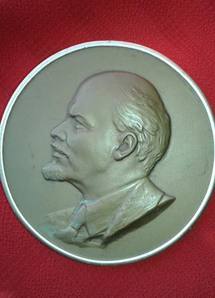 Портрет Ленина барельеф ссср