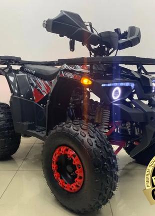 Подростковый Квадроцикл HUNTER-125 куб/см (Mакс комплектация+MP3)