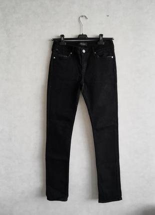Черные джинсы брюки river island