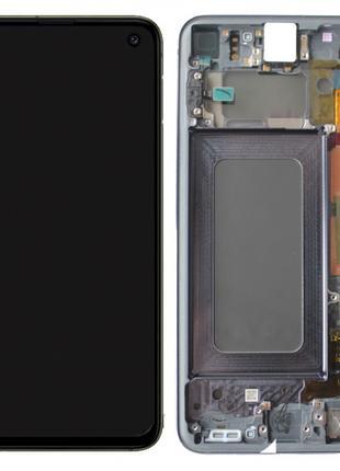 Дисплей Модуль Экран Samsung S10e G970