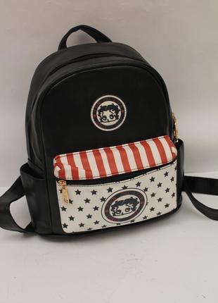 Рюкзак, рюкзак городской, эко кожа