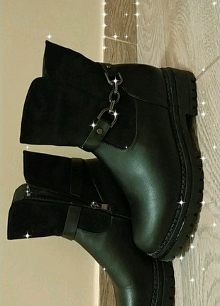 Ботинки женские зима😍