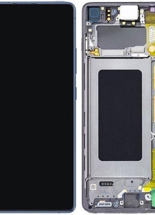 Дисплей Модуль Экран Samsung S10 Lite G770