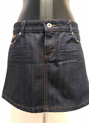 Женская джинсовая юбка D&G