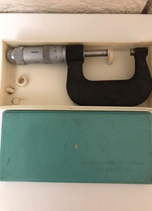 Микрометр  МК-25-50 мм