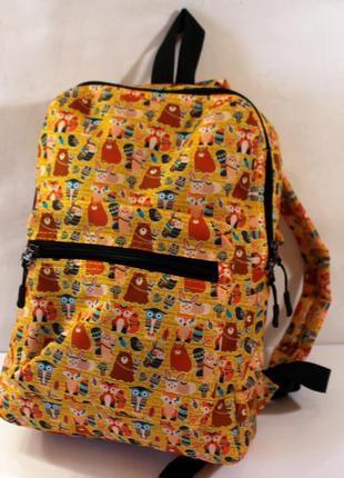 Рюкзак, ранец, городской рюкзак, стильный рюкзак, детский рюкз...