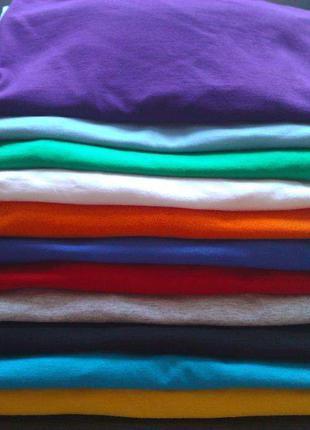 Fruit of the loom мужские хлопоковые футболки valueweight