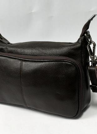 Женская сумка,кожа, натуральная кожа, кросс - боди, стильная с...