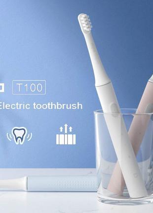 Электрическая зубная щетка Xiaomi Mijia T100 Sonic