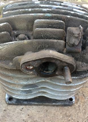 Цилиндр с головкой компрессора СО-7б