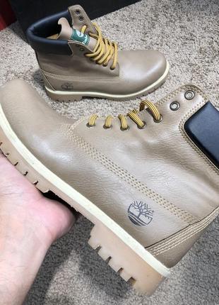 Timberland Premium 6 Inch Boot Sandy