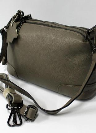 Женская сумка,кожа,натуральная кожа кросс-боди,кожаная сумка,м...