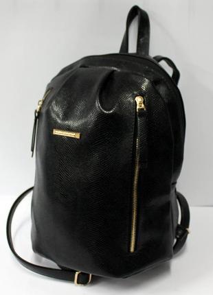 Рюкзак, ранец, женский рюкзак, эко кожа, стильный рюкзак, горо...
