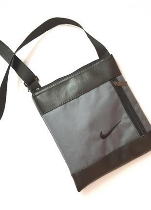 Барсетка, сумка, сумка на плечо, мужская сумка, мессенджер