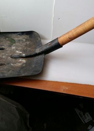 Лопата подборная