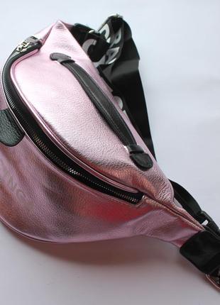 Барсетка, бананка, сумка на пояс, сумка, женская сумка, эко ко...