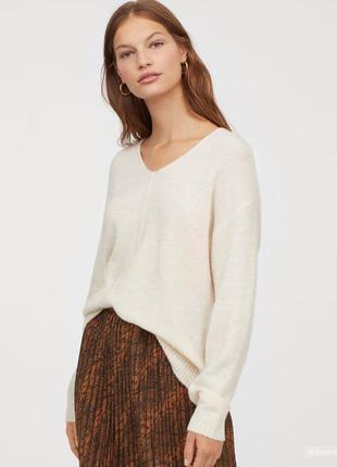Джемпер пуловер h&m размер s, 36