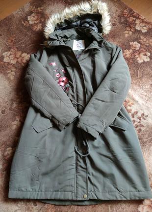 Куртка- парка женская esmara