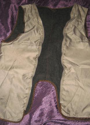 Подстежка для куртки, пальто, р. М (44-46), б/у, новая