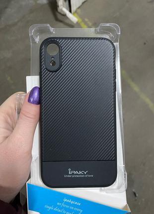 Чехол бампер  ipaky iPhone XR