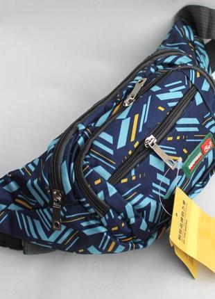 Бананка, барсетка, сумка на пояс, поясная сумка