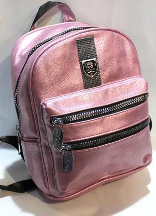 Рюкзак, ранец, женский рюкзак, эко кожа