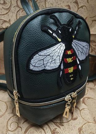 Рюкзак, ранец, городской рюкзак, стильный рюкзак, женский рюкз...