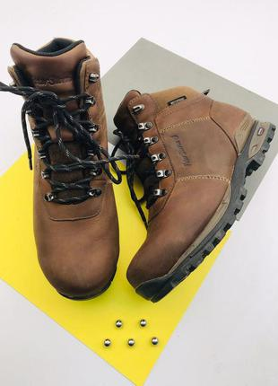 Мужские кожаные ботинки peter storm waterproof