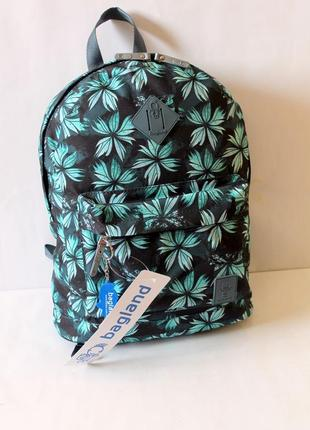 Рюкзак, ранец, городской рюкзак, спортивный рюкзак, цветы