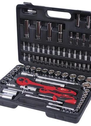 Профессиональный набор инструментов INTERTOOL ET-6094 (94 ед.)